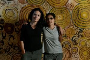 colour mens museum Gloria and Cec02